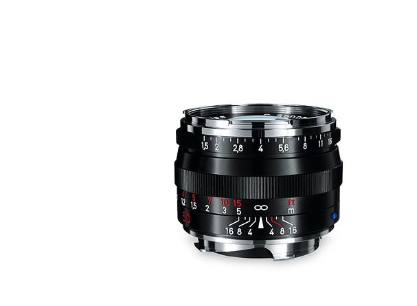 Купить -  Carl Zeiss C Sonnar T* 1,5/50 ZM Black + светофильтр Carl Zeiss T* UV Filter 46 mm в подарок!!!