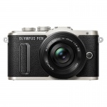 Фото - Olympus Olympus E-PL8 14-42mm Pancake Zoom Kit black/black (V205082BE000)