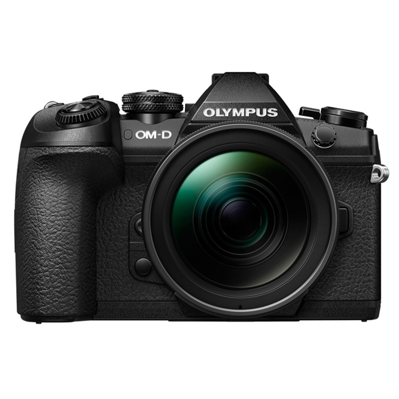 Купить - Olympus E-M1 mark II 12-40 Kit black/black (V207061BE000)