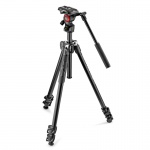 Фото - Manfrotto   Штатив 290 light kit with video head (MK290LTA3-V)