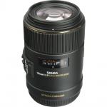 Фото - Sigma Объектив SIGMA AF 105/2,8 EX DG MACRO OS HSM Nikon