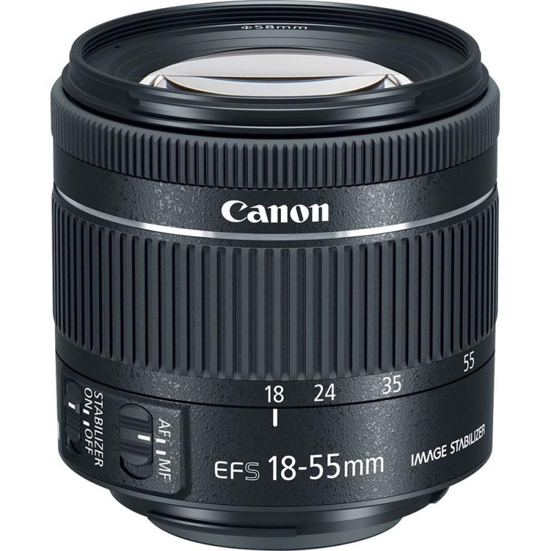 Купить - Canon Canon EF-S 18-55mm f/4-5.6 IS STM