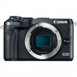 Фото - Canon  Canon EOS M6 Mirrorless Digital Camera (Body Only, Black)