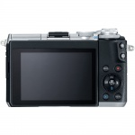 Фото Canon Canon EOS M6 Mirrorless Digital Camera (Body Only, Silver)