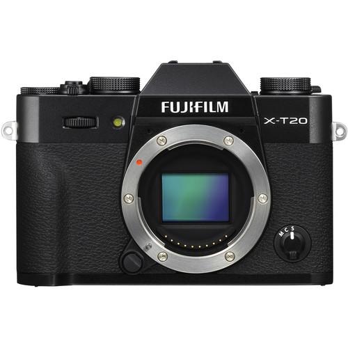 Купить - Fujifilm Fujifilm X-T20 Body Black