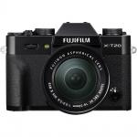 Фото - Fujifilm Fujifilm X-T20 + XF 16-50mm F3.5-5.6R Kit Black