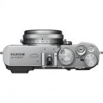 Фото Fujifilm Цифр. фотокамера Fujifilm FinePix X100F Silver (16534613)
