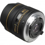 Фото Nikon Nikon AF-S 10.5 mm f/2.8G IF-ED AF DX FISHEYE NIKKOR (JAA629DA)