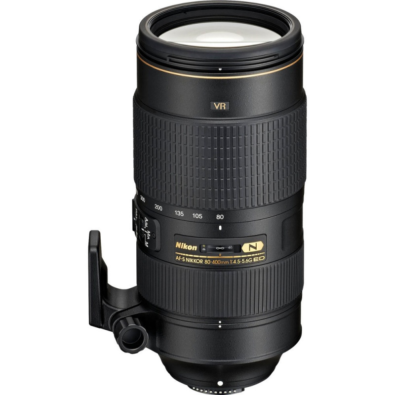 Купить - Nikon Nikon 80-400mm f/4.5-5.6G ED AF-S VR (JAA817DA)