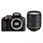Фото - Nikon Nikon D3400 + 18-105VR (VBA490K003)