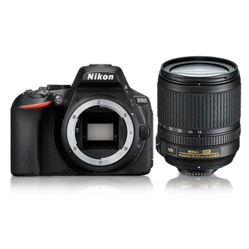 Купить - Nikon Nikon D5600 + 18-105VR (VBA500K003)