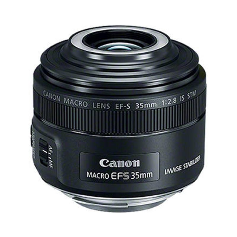 Купить - Canon Canon EF-S 35mm f/2.8 Macro IS STM (2220C005)