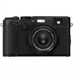Фото - Fujifilm Цифровая фотокамера Fujifilm FinePix X100F Black (16534687)