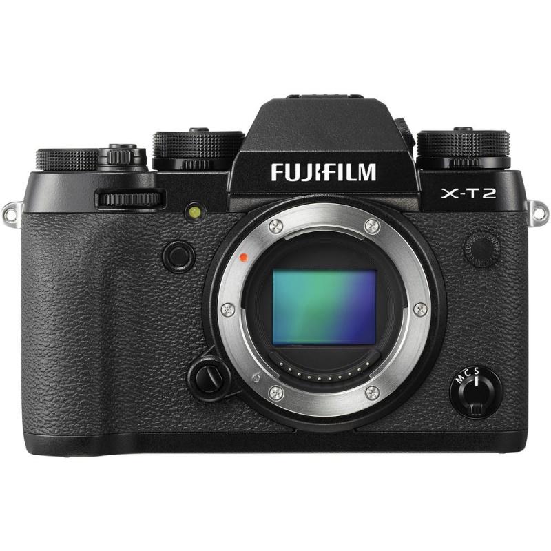 Купить - Fujifilm Fujifilm X-T2 + XF 35mm F2.0 Black