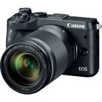 Фото - Canon Canon EOS M6 Kit 18-150 IS STM Black (Официальная гарантия)