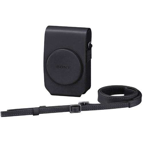 Купить - Sony  Чехол для фотокамер Sony LCJ-RXGB (LCSRXGB.SYH)