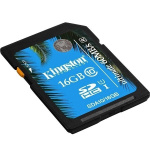 Фото -  Карта памяти Kingston Ultimate SDHC 16GB Class10 UHS-I R90/W45MB/s (SDA10/16GB)