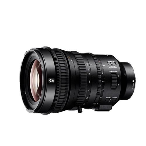 Купить - Sony Объектив Sony 18-110mm, f/4.0 G Power Zoom (E-mount) (SELP18110G.SYX) + сертификат 5000грн