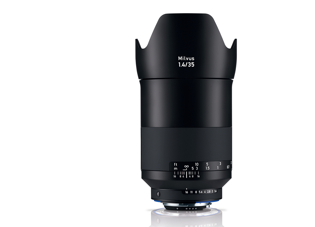 Купить - ZEISS  ZEISS Milvus 1.4/35 ZF.2 - объектив с байонетом Nikon