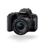 Фото - Canon Фотоаппарат Canon EOS 200D kit EF-S 18-55 IS STM Black (Официальная гарантия)