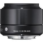 Фото - Sigma Sigma AF 19mm f/2.8 EX DN for Sony E-mount