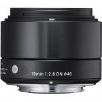 Фото - Sigma Sigma AF 19mm f/2.8 EX DN for Micro Four