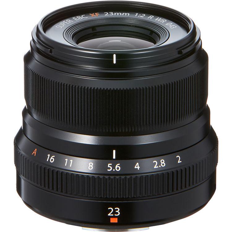 Купить - Fujifilm Fujifilm XF 23mm F2.0 Black (16523169)