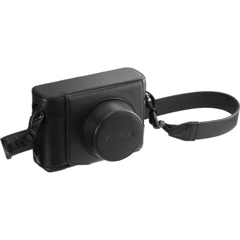 Купить - Fujifilm Чехол Fujifilm LC-X100FВ Black (16537641)