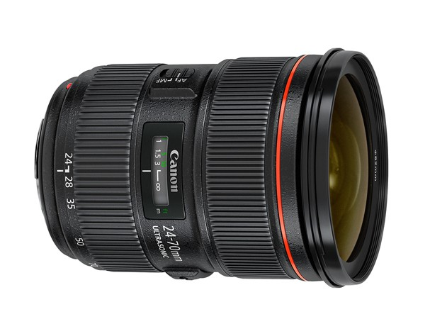 Купить -  Canon EF 24-70mm f/2.8L II USM (EU)