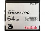 Фото - SanDisk Карта памяти SanDisk 64GB CFast 2.0 Extreme Pro R525/W430MB/s (SDCFSP-064G-G46D)