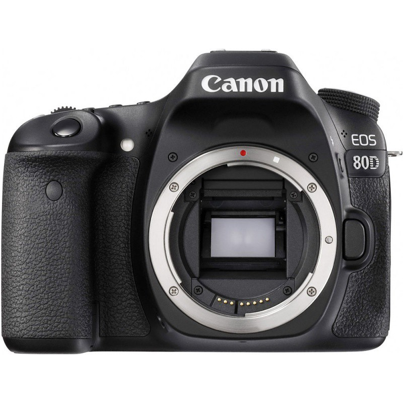 Купить - Canon Фотоаппарат Canon EOS 80D Body