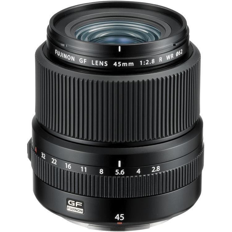 Купить - Fujifilm FUJINON GF45mmF2.8 R WR