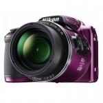 Фото - Nikon COOLPIX B500 Purple (VNA952E1)