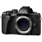 Фото Olympus Olympus E-M10 mark III Pancake Double Zoom 14-42+40-150Kit S/S/B (V207074SE000)