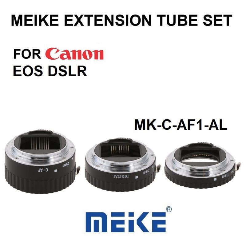 Купить -  Набор автофокусных макроколец Meike для Canon (MK-C-AF1-AL)