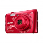 Фото - Nikon COOLPIX A300 Red Lineart (VNA964E1)