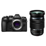 Фото - Olympus Olympus E-M1 Mark II 12-100 Kit Black/Black (V207060BE010)