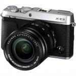 Фото - Fujifilm Fujifilm X-E3 + XF 18-55mm F2.8-4R Kit Silver (16558724)