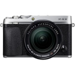 Фото Fujifilm Fujifilm X-E3 + XF 18-55mm F2.8-4R Kit Silver (16558724)