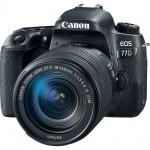Фото - Canon Фотоаппарат Canon EOS 77D + EF-S 18-135mm IS nano USM Kit  (EU)