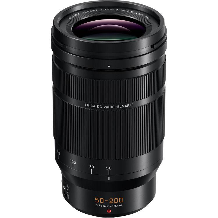 Купить - Panasonic Panasonic Leica DG VARIO-ELMARIT 50-200mm  F2.8-4.0 ASPH. (H-ES50200E) + Подарочный сертификат 3000 грн!!!