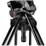 Фото Manfrotto   Видеокомплект 504 ALU SINGLE LEG VIDEO SYS (MVK504AQ)