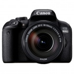 Фото - Canon Canon EOS 800D Kit 18-135mm IS STM (Официальная гарантия)