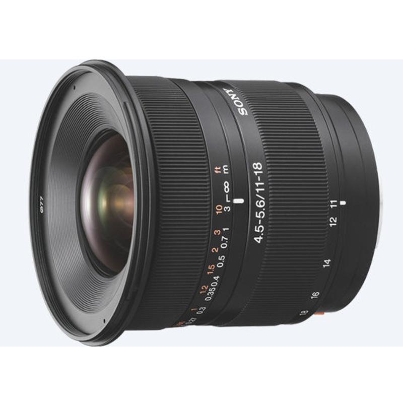 Купить - Sony Sony 11-18mm F4.5-5.6 (SAL1118.AE)