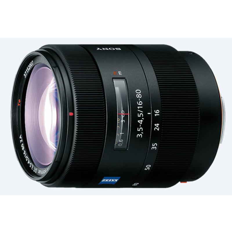 Купить - Sony Sony 16-80mm, f/3.5-4.5 ZEISS (SAL1680Z.AE)