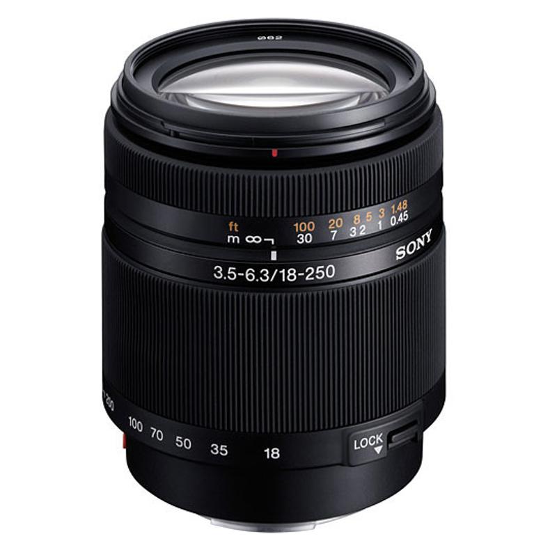 Купить - Sony Sony 18-250mm f/3.5-6.3 (SAL18250.AE)