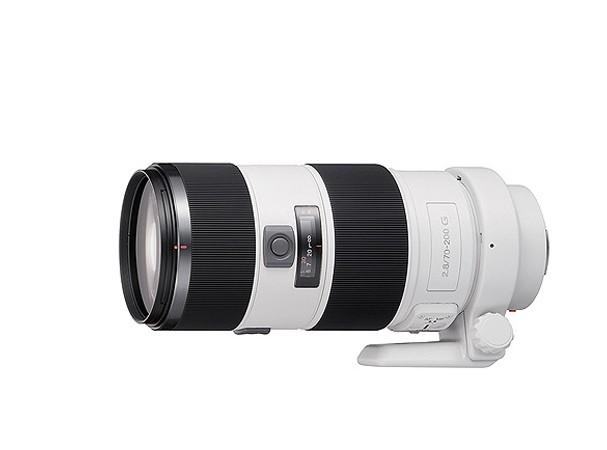 Купить -  Sony 70-200mm f/2.8 G-Lens