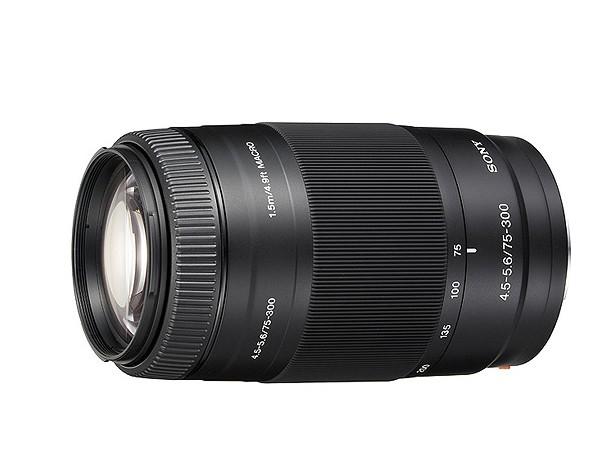 Купить -  Sony 75-300mm, f/4.5-5.6