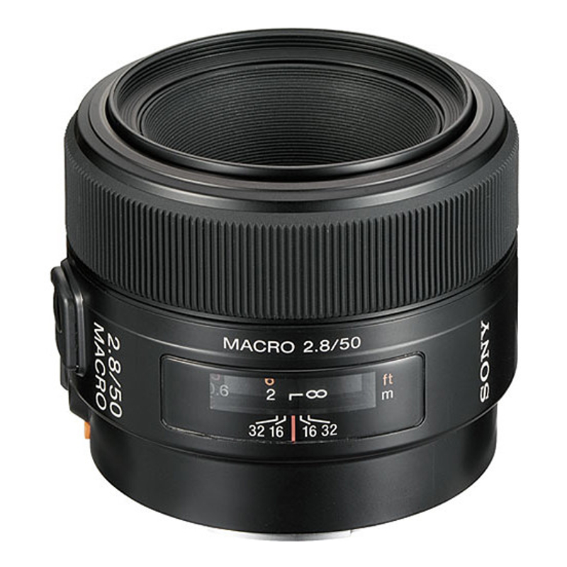 Купить - Sony Sony 50mm F2.8 Macro (SAL50M28.AE)