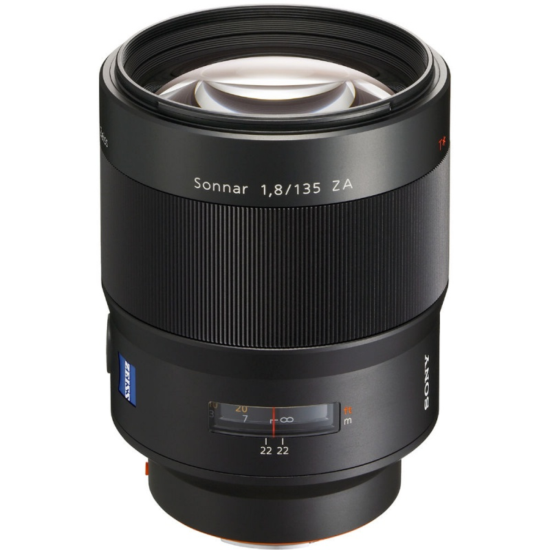 Купить - Sony Sony 135mm F1.8 ZA ZEISS  Sonnar T* (SAL135F18Z.AE)